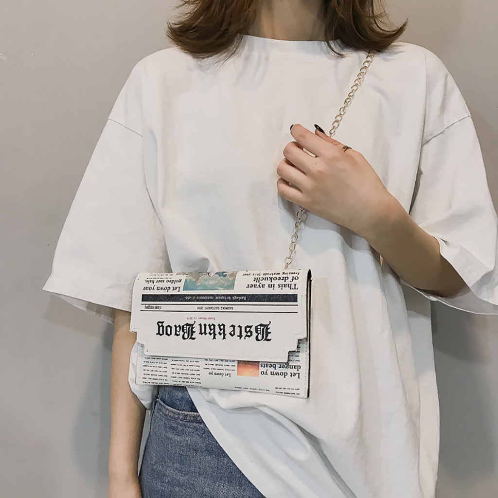 Messenger-Bag Personality Small Fashion Brand Women Bolso -0 Joker Wholesale Mujer