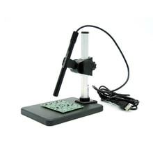 Promo offer New Upgrade USB Electronic Digital 1-600X Microscope 6 LED Endoscope