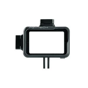 Image 2 - PGYTECH OSMO ACTION Camera Gaiola Protetora Case para DJI Osmo Ação Esporte Câmera Quadro Tampa Da Caixa Shell Acessórios