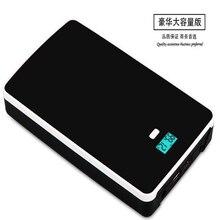 Высокое качество 5 В, 7.4 В, 9 В, 12 В, 14.5 В, 16 В, 19 В Литий Литий-полимерная 50000 мАч USB аккумуляторные Батареи для Ноутбуков мобильного телефона питания