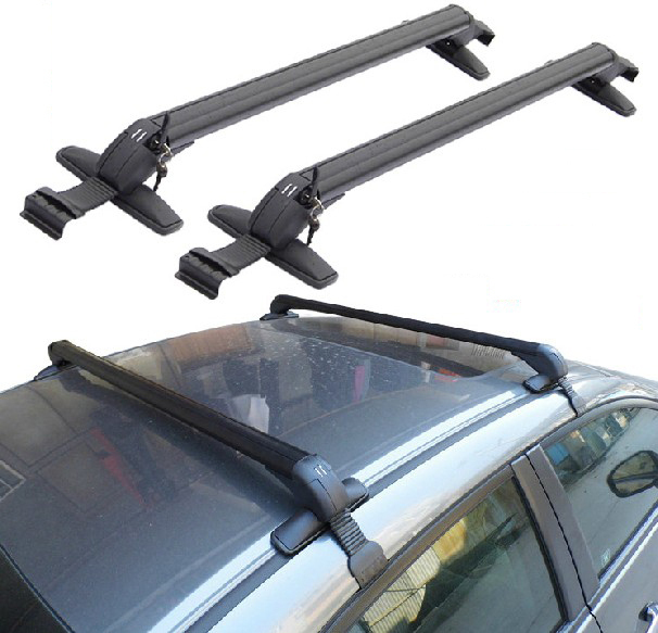 Perfect Sportage Roof Rack For Universal Cars Without Existing Side Rails Top  Luggage Set Cargo Mount Cross