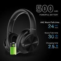 Mixcder E9 Anc Active Noise Cancelling Bluetooth Hoofdtelefoon Draadloze Headset Hifi Diepe Bas Met Microfoon Voor Smartphone