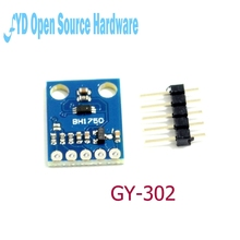 GY-302 BH1750 BH1750FVI light intensity illumination module for arduino(China)