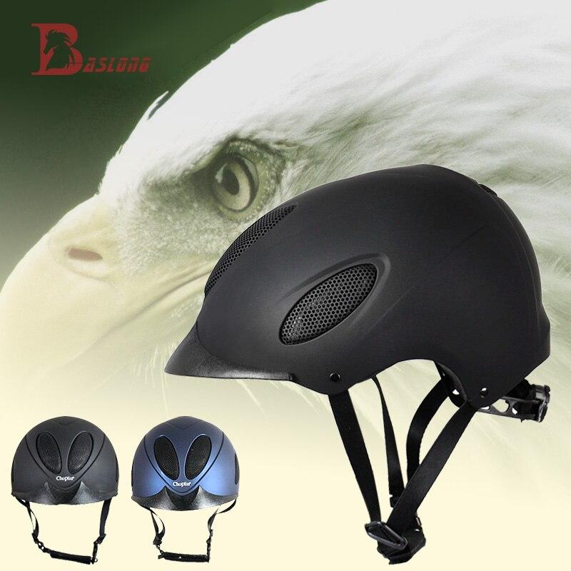 Choplin casco equestre, traspirante equitazione casco, casco di sicurezza, cap cavallo