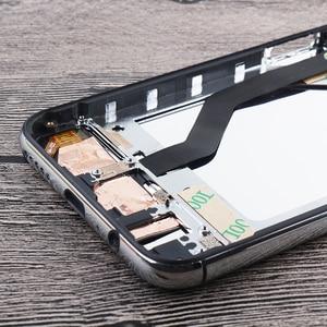 Image 4 - Ocolor Für UMI Umidigi Einem LCD Display und Touch Screen Mit Rahmen Für UMI Umidigi One Pro LCD Touch Handy zubehör + Werkzeuge