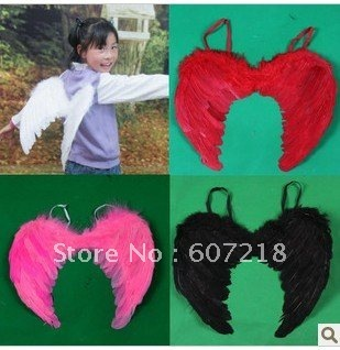 Supplies angel wings white feather wings angel wings feathers (money)