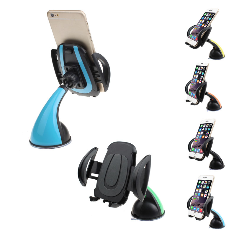 2018 hot selling New Universal Car Windshield Mount Holder Stand For iPhone6 Plus GPS Note4 Vicky