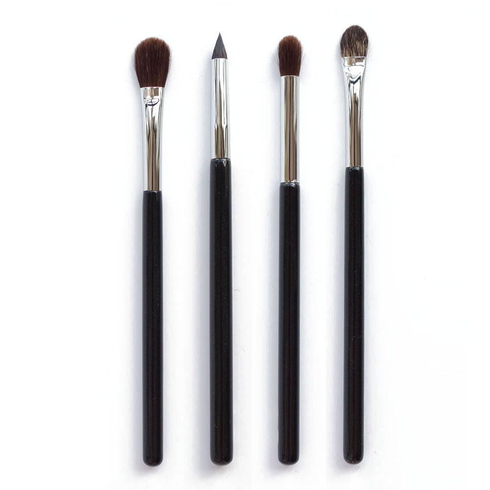 Professional Makeup Brushes Soft Squirrel Goat Hair Eye Shadow Blending Brush pincel maquiagem Make Up Brush
