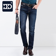 Фотография 2016 famous brand denim light deep blue men jeans summer true mens jeans slim straight fit jeans men  mens designer jeans pants