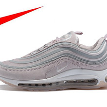 61d77182cd Nike Nike Air Max 97 Breathable Running Shoes Women Outdoor Sports Sneakers  Trainers