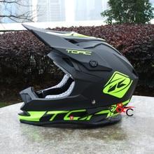 Бесплатная доставка новинка 2015 TORC шлем Casco capacetes Moto rcycle шлем Moto внедорожных Гонки кросс Moto Крест Шлемы ECE