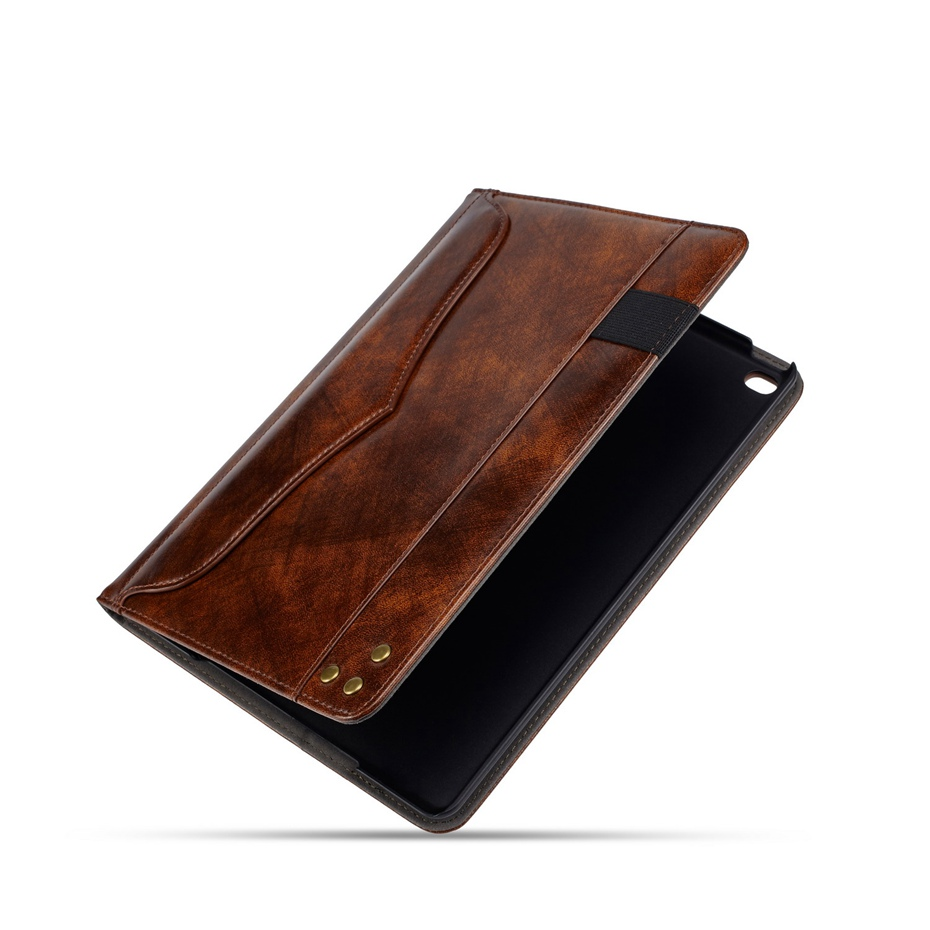 For ipad 9 7 2018 case Luxury business style Full Protective Cover Flip For ipad air coque for ipad 2017 cover for ipad air 2 in Tablets e Books Case from Computer Office