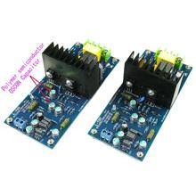 цена на One Pair L15D Digital Amplifier IRS2092 IRFI4019H Amplifier Board Two-Channel (IRAUDAMP7S)