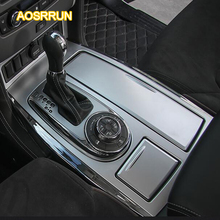 AOSRRUN ABS electroplating Control the water cup panel with a water cup cover font b Car
