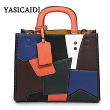 Luxury Handbags Women Bags Designer Brand Famous Handbag Pu Leather Fashion Shoulder Bags Satchel Ladies Tote