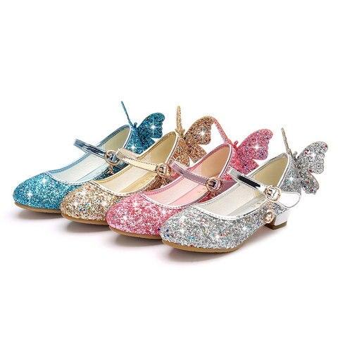 criancas princesa meninas sapatos