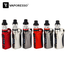 100% Original Vaporesso Nebulosa TC Kit con Capacidad Atomizador 2 ml/4 ml Veco Plus Tanque W/O batería 5-80 W/100 W Mod Sin Batería