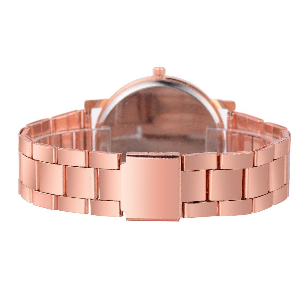 Lvpai Women's Casual relogio feminino Quartz Steel Belt women Watch Analog Hook Buckle Wrist Watch 40p ladies wristwatch 5
