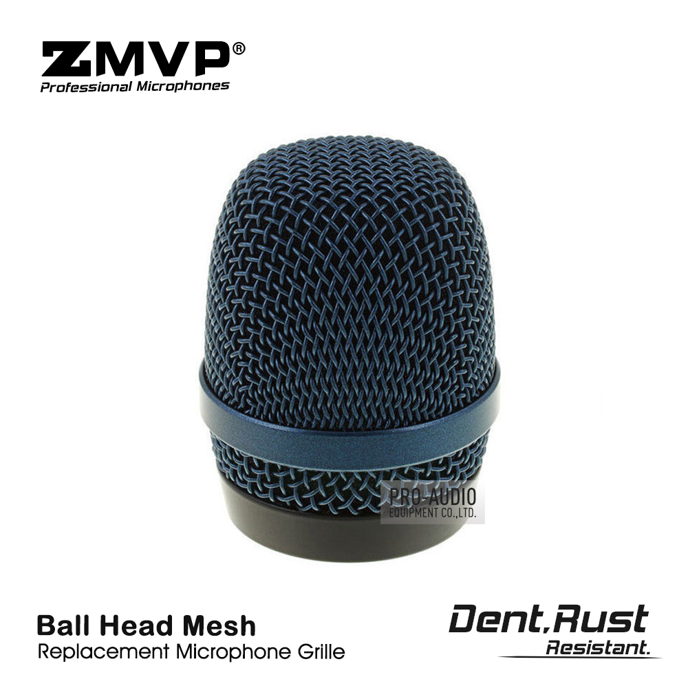 High Quality Version Export Version Dent-Resistant Replacement Head Mesh Microphone Grille For Sennheise E935 E945 Accessories