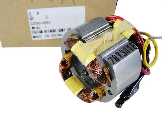 цена на AC220V Impact Drill 4 Cables 33mm Core Electric Motor Stator for Hitachi D6SH