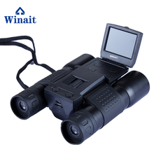 "Winait 12MP HD720p digital binocular camera with 2.0"" TFT display digital telescope free shipping"