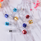 Empty Gelatin Capsules Gel Caps Transparent ColorFul