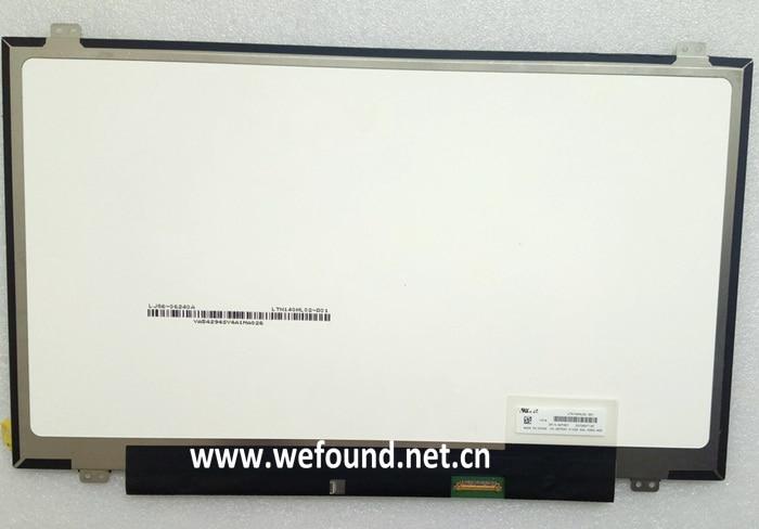 100% Original Laptop Screen 14.0 LTN140HL02-201 1920*1080 Fully Test 100% original laptop screen 12 1 n121x5 l01 1024 768 fully test