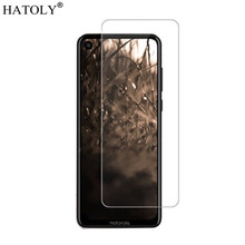 2PCS Tempered Glass for Motorola Moto One Vision Ultra-thin Screen Protector Film For P40 HATOLY