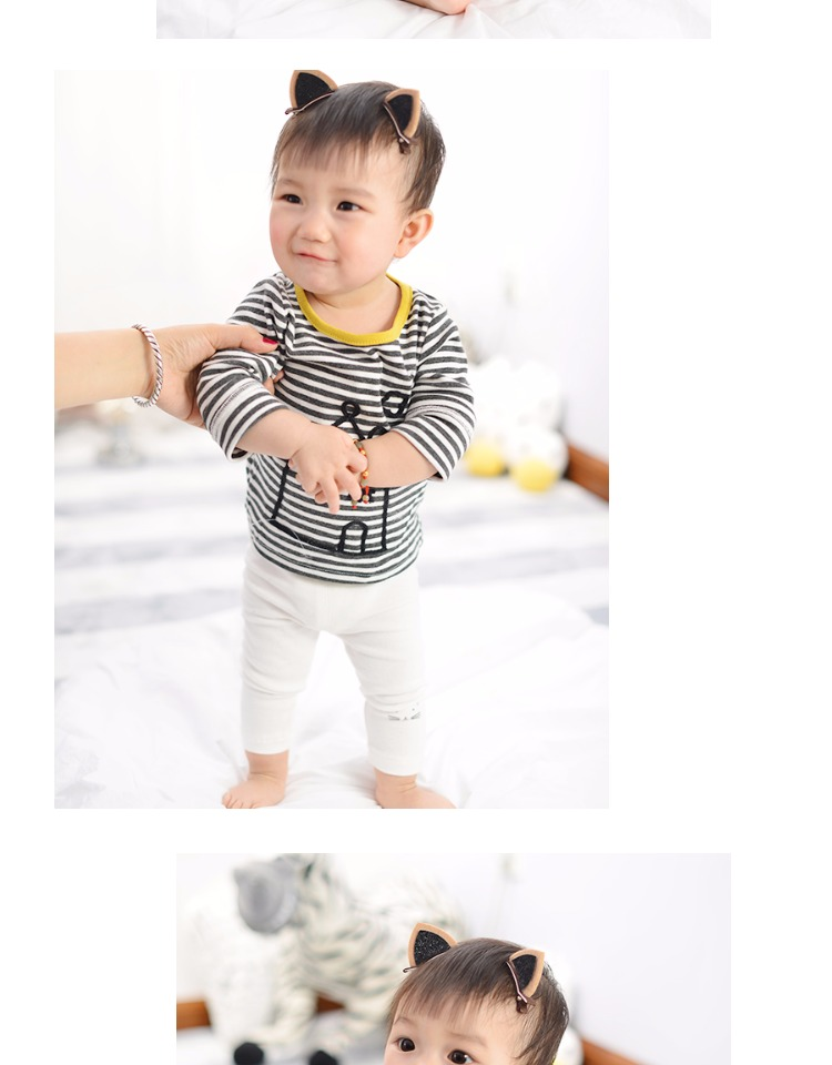 hot sale 2017 unisex baby kids cartoon house printed boys cotton T shirt children infant girl fashion spring white top cloth (14)