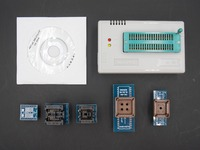 V6 0 MiniPro TL866CS Prgrammer USB Universal Programmer Bios Programme 6 Pcs Adapter Free Shipping