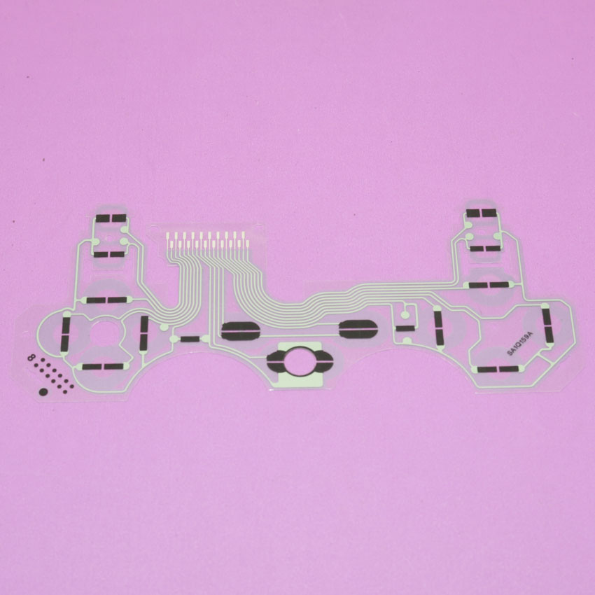 YuXi Controller Conductive Film Conducting Film Keypad flex Cable For Sony  For PS2 PS3 PS4 Controller