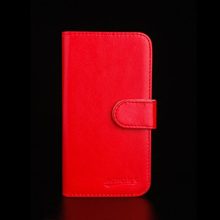 Leagoo M5 Kasus Baru Kedatangan 6 Warna Kualitas Tinggi Balik Kulit - Aksesori dan suku cadang ponsel - Foto 4