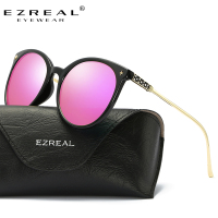 EZREAL Cat Eye Classic Brand Polarized Sunglasses Women Hot Selling Sun Glasses Vintage Oculos With Original