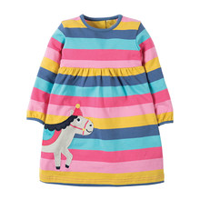 Princess Dress Lol Party Toddler Girl Dresses Autumn Winter 2018 Halloween Dress Christmas Clothes Baby Costume Children Vestido(China)