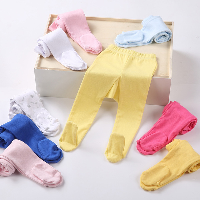Baby pants summer & spring fashion cotton baby infant leggings newborn girl boy sock baby clothes 3M-24M Baby trousers