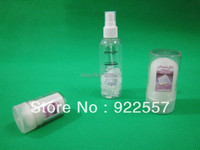Free Shipping For Natural Alum Body Deodorant Set Natural Potassium Alum Products Set 60g 120g 100ml