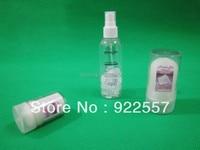 Free Shipping For Natural Alum Body Deodorant Set Natural Potassium Alum Products Set 60g 120g 100ml