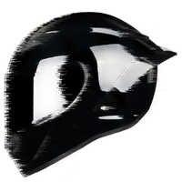 Casco de Moto de carbono de cara completa Casco de carreras Casco Moto todoterreno DOT aprobado Cascos Para Moto Downhill