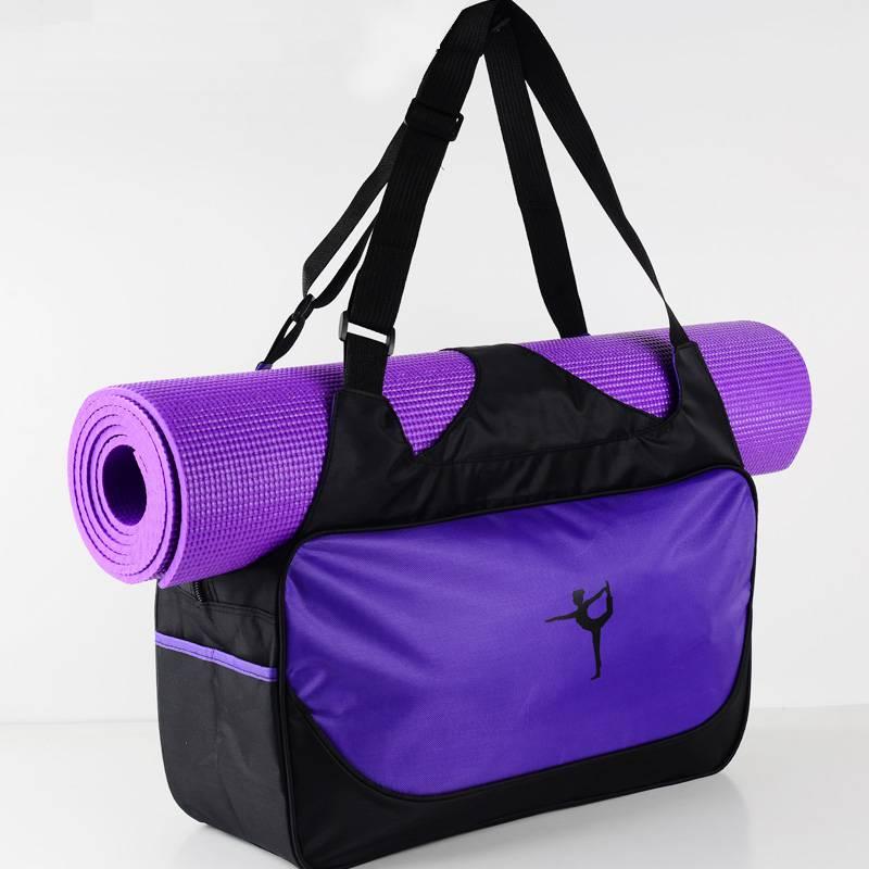 48*24*16cm Waterproof Yoga Mat Backpack (No Yoga Mat) 12