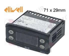 все цены на electronic controller ELIWELL type EWPlus 974 mounting measurements 71x29mm 230 V voltage AC NTC онлайн