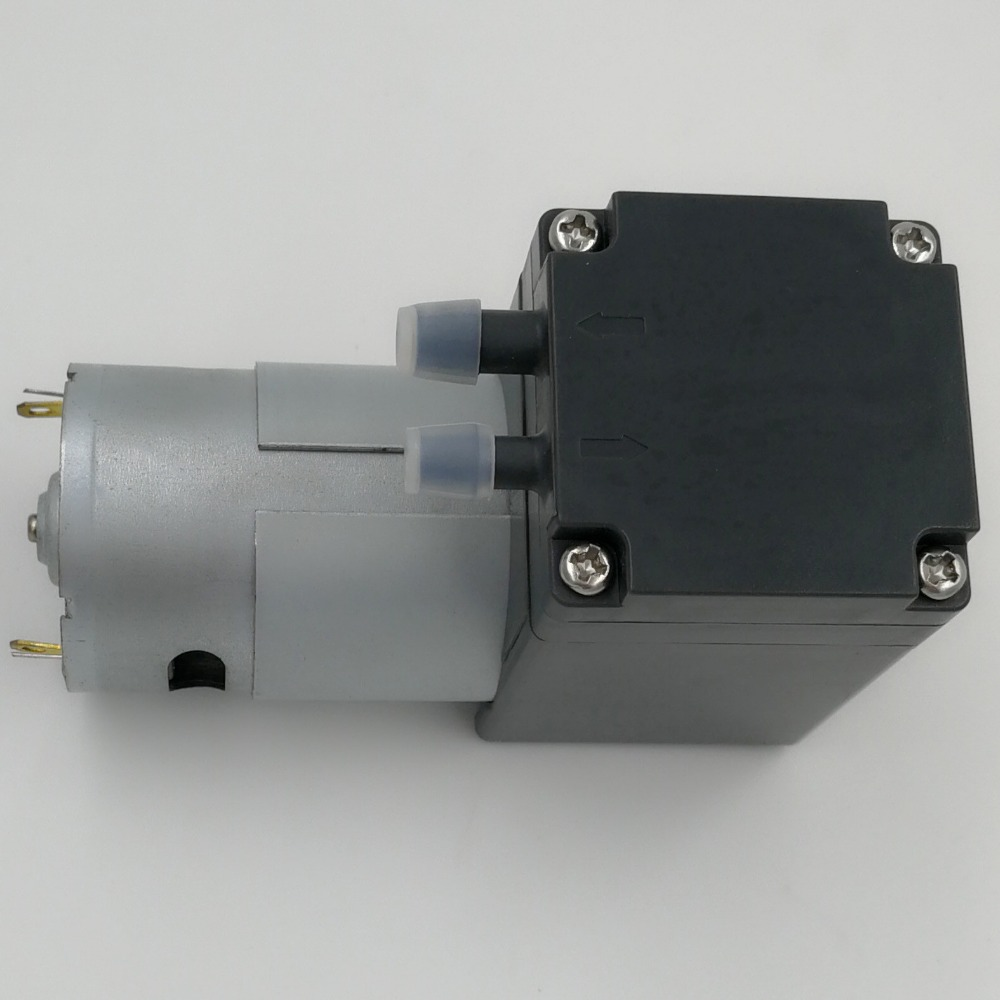 13 l/min electric brush DC 6V diaphragm pump for air or vacuum