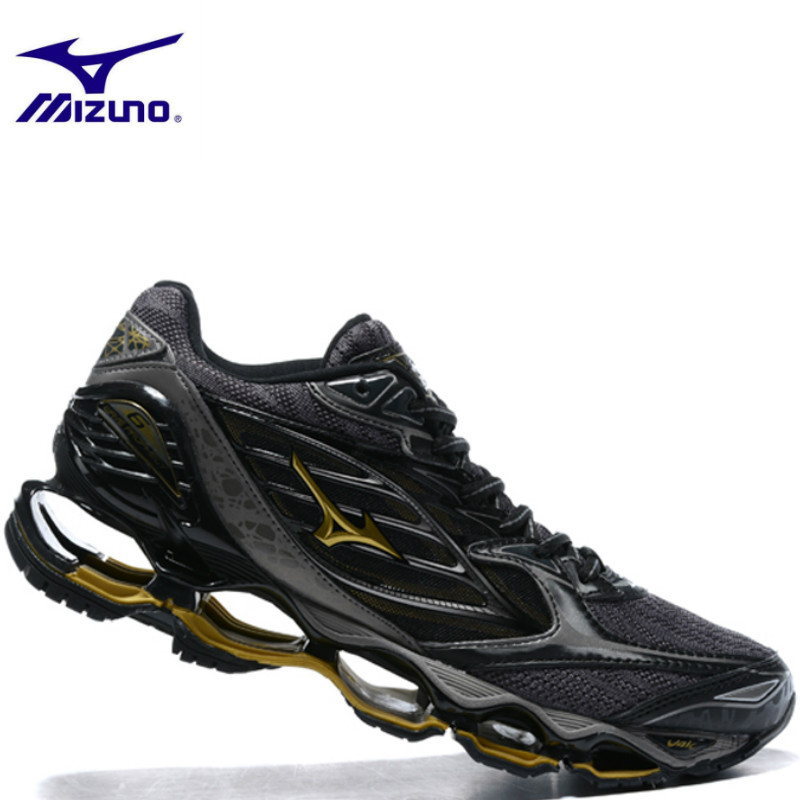 Mizuno Wave Prophecy 6 Professional Men Shoes 5 Colors Lightweight Sneakers Breathable Mesh Weightlifting Shoes Homem
