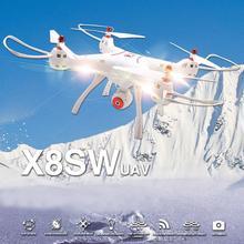 Original de Alta Calidad Para Syma X8SW 2.4G 2.0MP Headless Modo RC Quadcopter Drones de la Cámara Profesional De Transmisión en Tiempo Real