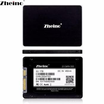 Zheino SATAIII SSD 60GB 120GB 240GB 360GB 480GB 960GB 1TB 128GB 256GB 512GB 6gb/s Internal Solid State Drives Disk