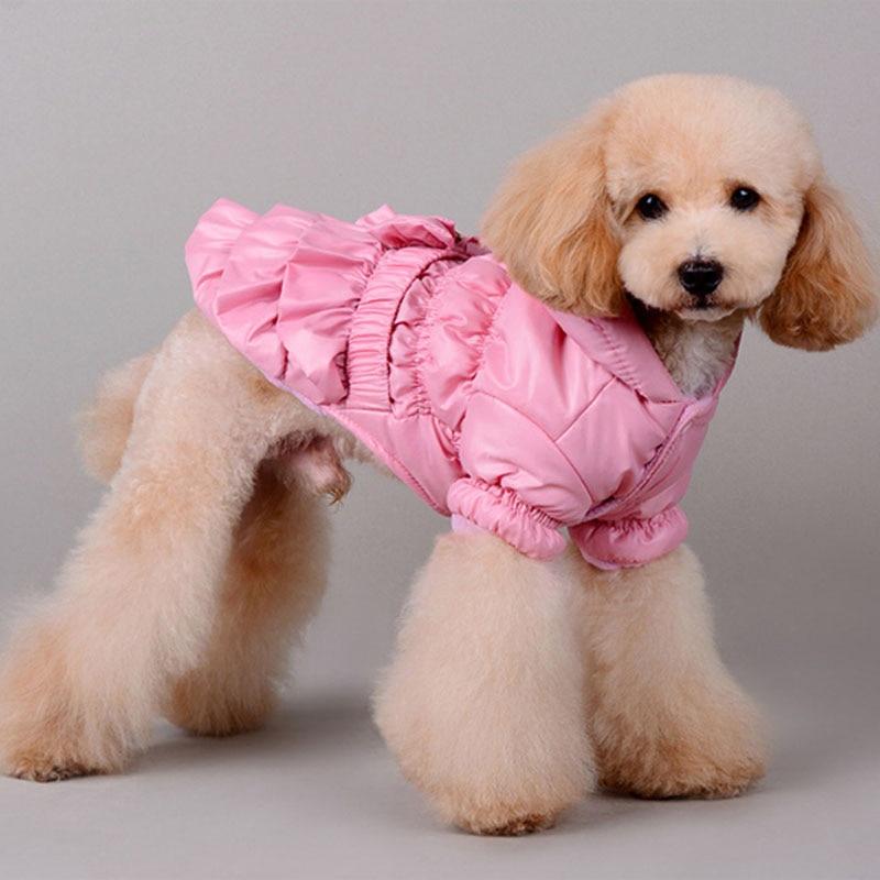 Envío libre de invierno productos para mascotas ropa de invierno ...