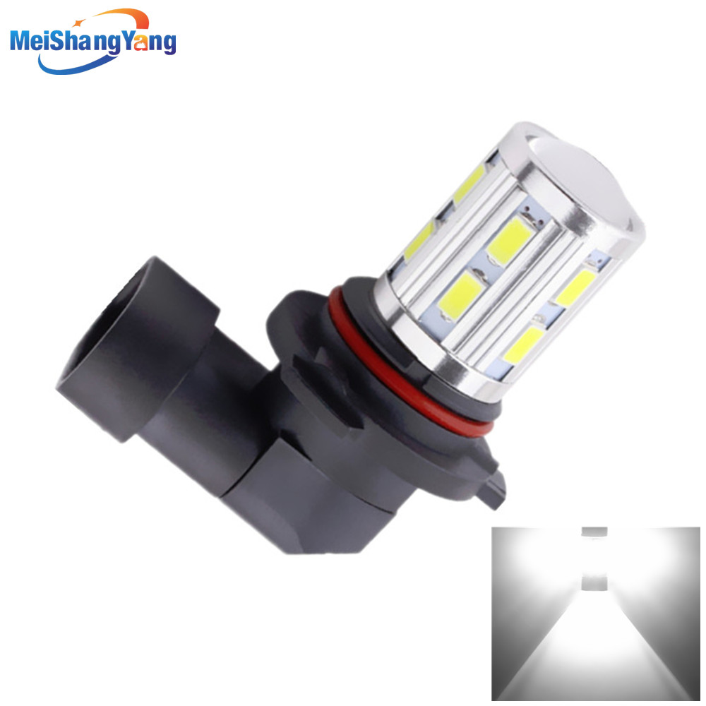 4 Sides 9006 HB4//9012 2000W 400000LM CREE LED Headlight Fog Lamp 6000K White car
