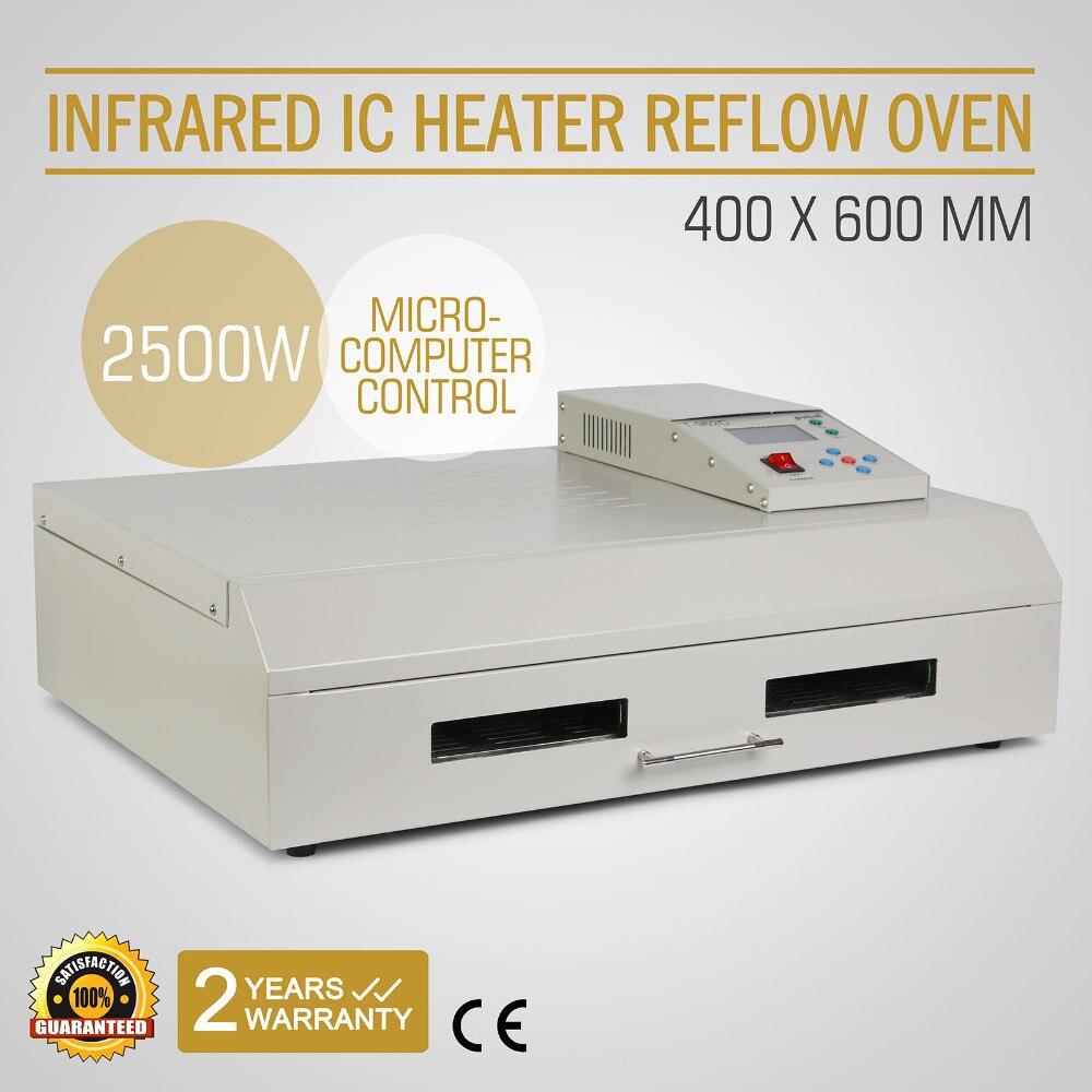 SMT Desktop Automatic Reflow Soldering Oven/ Hot Air Solder Smt Reflow Oven Welding Machine|Heat Pump Water Heater Parts| |  - title=