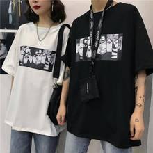 2cd45a3c7 Cool Harajuku Naruto Tshirt Streetwear Men Summer Fashion Amine T-shirt  Casual Cartoon Print male