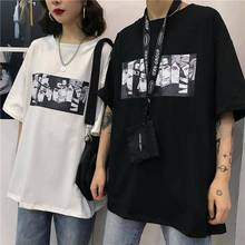 Cool Harajuku Naruto Tshirt Streetwear Men Summer Fashion Am