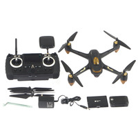 Hubsan H501S X4 5 8G FPV Real Time Video Transmission 4 Axis Copter 10CH Brushless 1080P